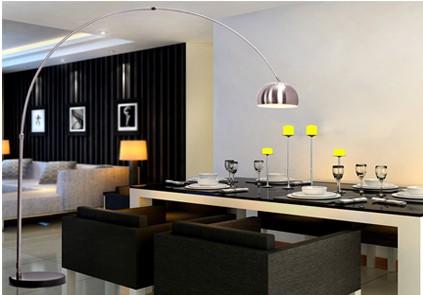 在家吃饭也要讲究气氛,灯饰也爱玩小清新