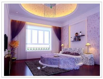 浪漫质感二人世界 低调灵动层次混搭灯饰打造简约婚房