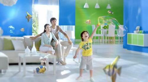 选择著名涂料品牌 让你的家变得白又亮