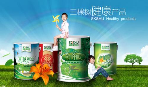 中国十大涂料品牌 选择有很多秘诀