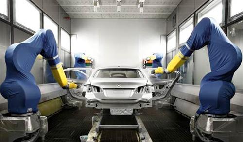 我国汽车水性涂料应用现状及发展趋势