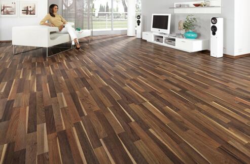 进口地板以强化为主 实木复合增速快