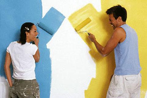 做好墙面工程 涂料选择有技巧