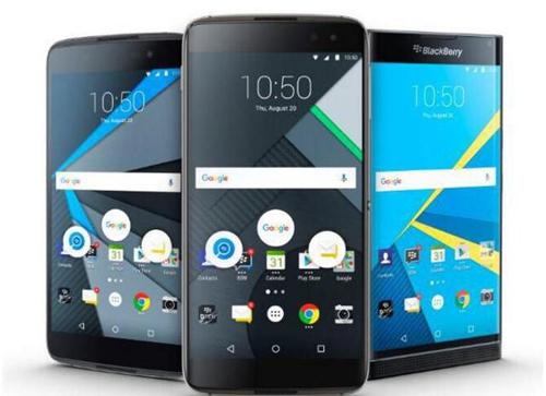 黑莓推出告别手机市场收山之作――定价499美元高端机