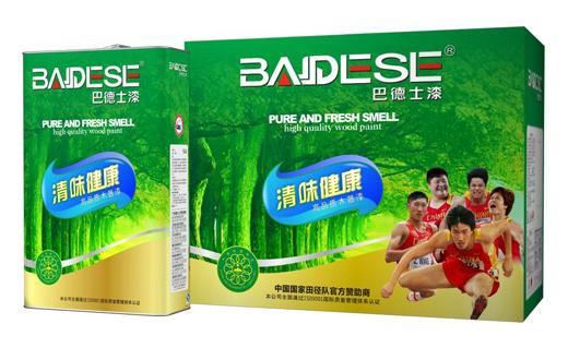 中国涂料品牌激烈角逐 巴德士大品牌值得信赖
