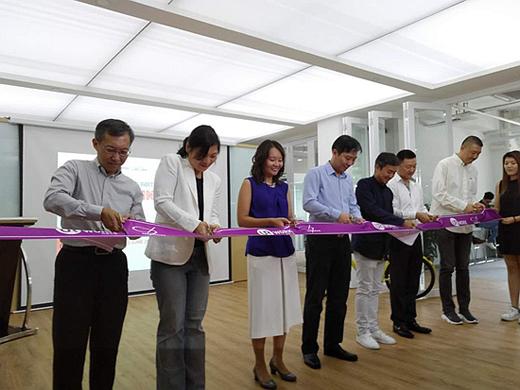走出国门 优客工场海外首站新加坡店开业