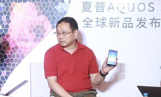 专访夏普CEO罗忠生:我不觉得中国手机市场是红海