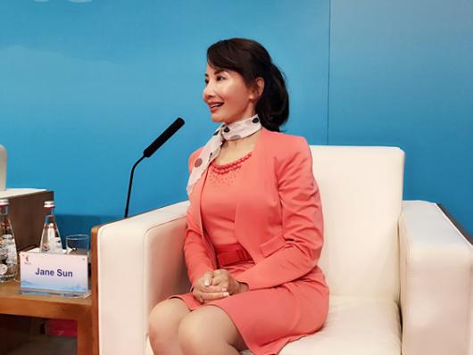 携程CEO孙洁:未来10年中国出境游将爆发式增长