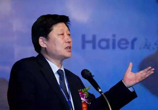 张瑞敏:海尔不再是出产品的,而是出创客的