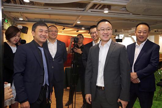 京投发展与优客工场展开战略合作 携手构建职住平衡生态圈