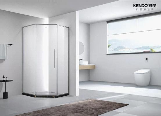 精度淋浴房 关注健康生活每一刻