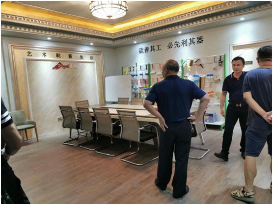 君匠世家艺术壁材 携手华南理工大学涂伟萍教授技术创新
