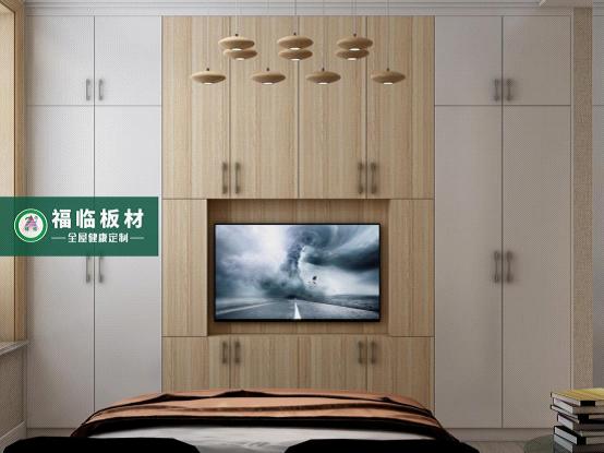 福临板材:感受绿色健康家居,回归自然舒适生活