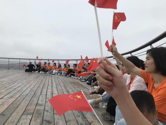 激情满怀庆71华诞  千佳元团队桂林拓展之旅精彩回顾