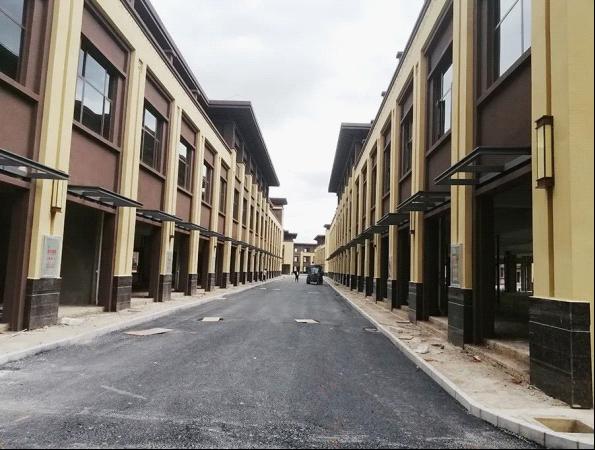 南天涂料倾力打造8万㎡云南省东盟国际商贸城