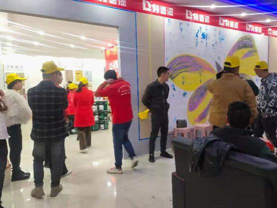 春日迎辉 林德漆贵州毕节市服务中心盛大开业