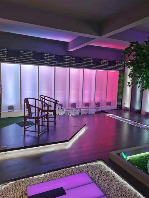 灵创照明亮相第十届扬州展 为户外照明行业添光彩
