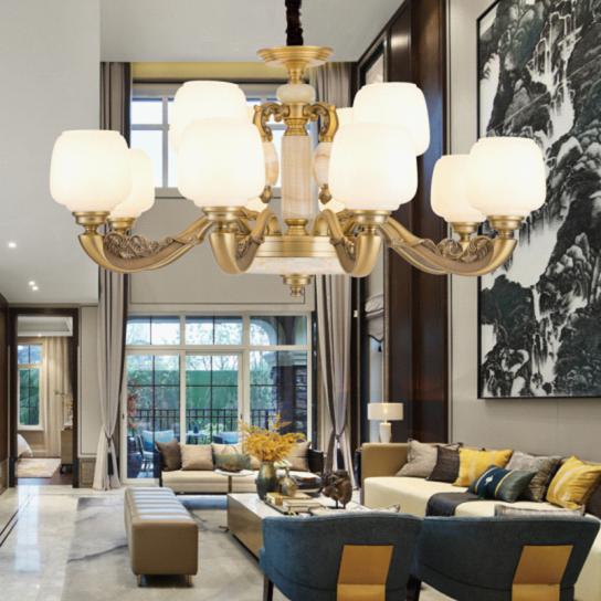 华盈4款创意灯具设计,让家居照明更有格调