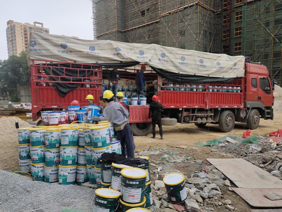 林德漆中标广西贺州观山别院项目 引领外墙涂装新风向