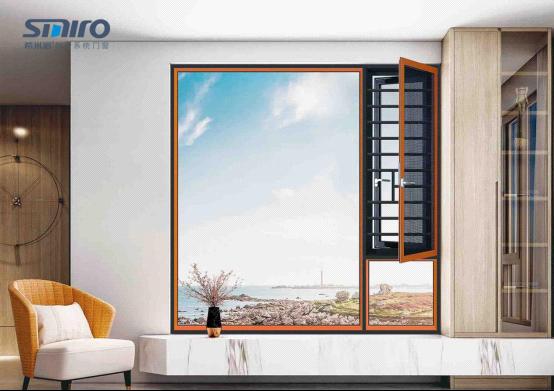 希米洛门窗 打造怡人的空间体验